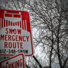Snow emergencies issued in the Twin Cities