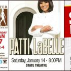 MSR Top Five: Sister Spokesman, Patti LaBelle & more!