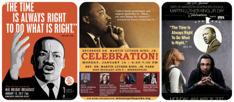 2017 MLK Calendar of Events