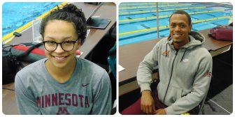 Gopher swimmers focus on upcoming tournaments