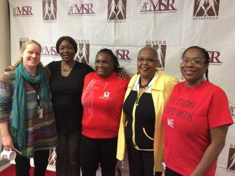 Listen up, sista! Sister Spokesman addresses HIV/AIDS awareness