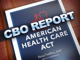 Critics of GOP healthcare plan respond to CBO report