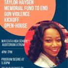 Fighting gun violence helps Hayden family heal