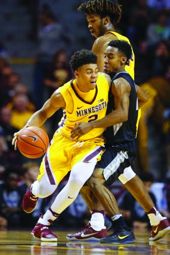 Gophers' miracle season continues