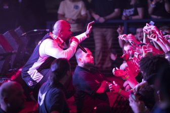 Tech N9ne's Strictly Strange show rocks the Myth