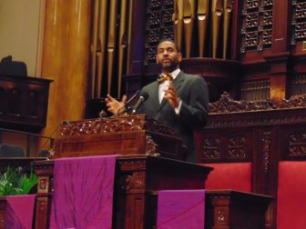 Chicago pastor advocates 'beloved community'