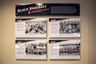 Blacks scarce at annual Jackie Robinson Day game
