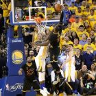 NBA Finals take center stage