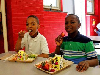 Help children stave off summer hunger