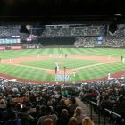 The Only One in the Emerald City: new city, same lack of diversity at the ballpark