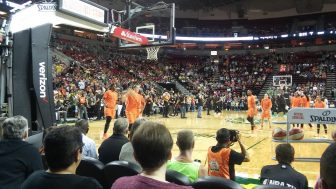The Only One in the Emerald City: 2017 WNBA All-Star Game