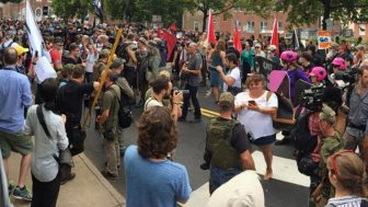 Charlottesville racists: amateurs compared to U.S. government