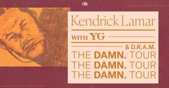 Kendrick Lamar with YG and Dram @ Xcel Energy Center | Saint Paul | Minnesota | United States