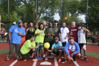 Rain couldn't dampen All-Star kickball fun in North Mpls (photos & video)