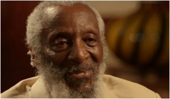 Venerable activist Dick Gregory offers words of wisdom (updated)