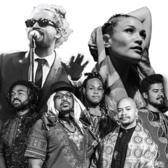 The Current Presents: ZULUZULUU and Nooky Jones with Special Guest Lady Midnight @ The Fitzgerald Theater | Saint Paul | Minnesota | United States