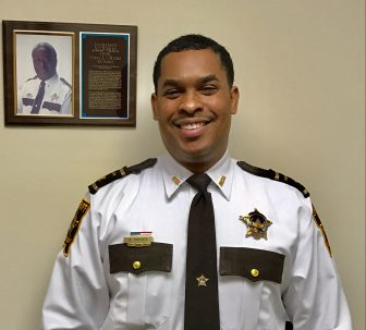 Undersheriff Hodges reflects on historic position and call to serve