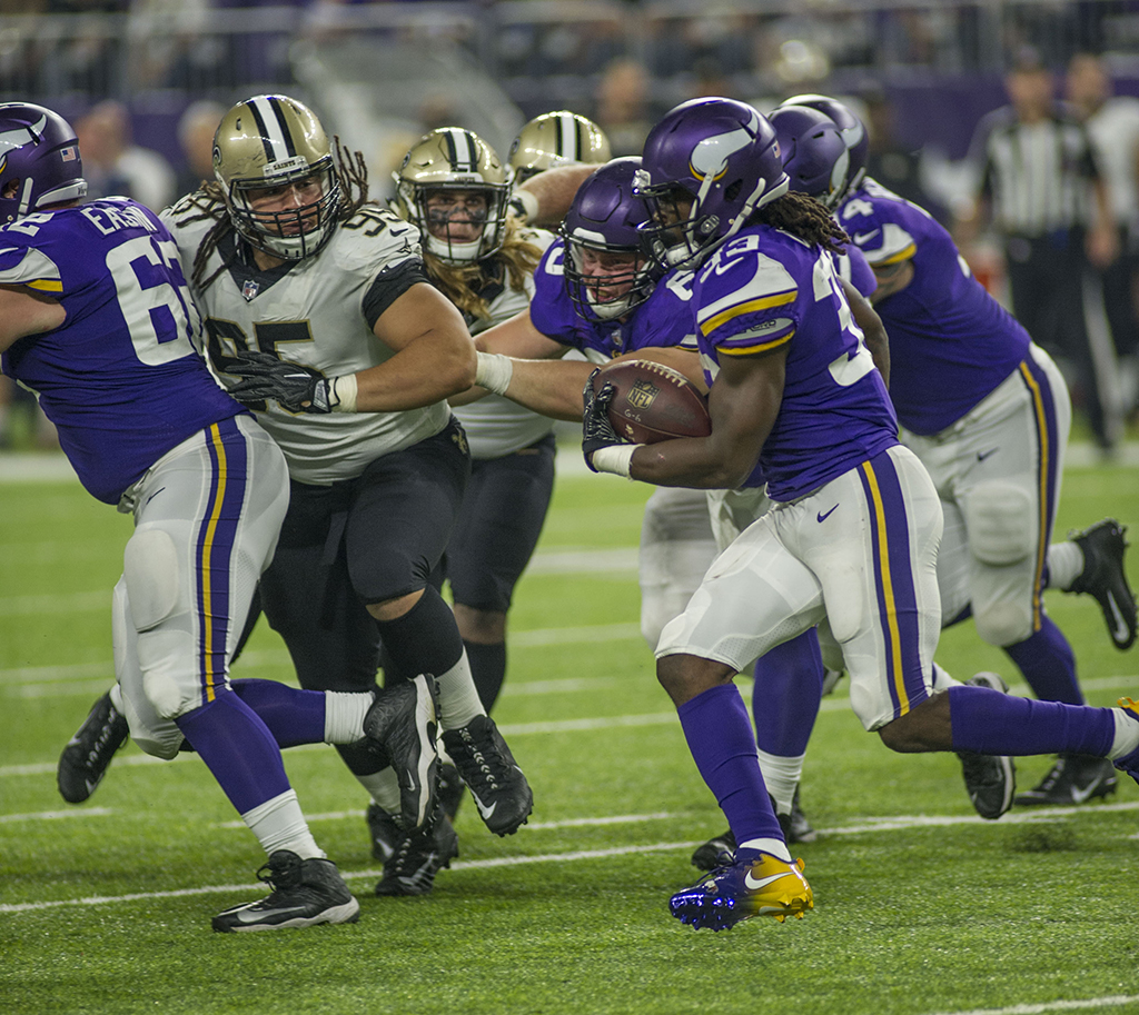 Saints lose to Vikings in Monday Night season opener