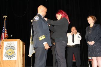 PHOTOS | Chief Arradondo publicly sworn in at Sabathani in South Mpls