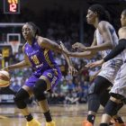 Lynx come close but unable to clinch win against Sparks in Game 1