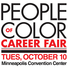 People of Color Career Fair @ Minneapolis Convention Center | Minneapolis | Minnesota | United States