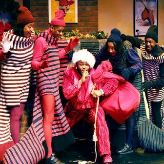 Sounds of Blackness: The Night Before Christmas – A Musical Fantasy @ The Fitzgerald Theater | Akron | Ohio | United States