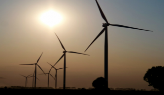 Electric cars, solar panels, wind farms electrifying the economy