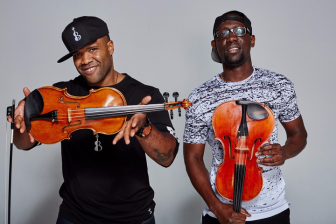 Black Violin at the Ordway @ Ordway Center for the Performing Arts | Saint Paul | Minnesota | United States