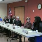 Minneapolis mayoral candidates woo public housing voters