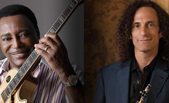 George Benson & Kenny G @ Treasure Island Resort & Casino  | Welch | Minnesota | United States