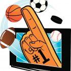 Surveys show sports-viewing habits by race