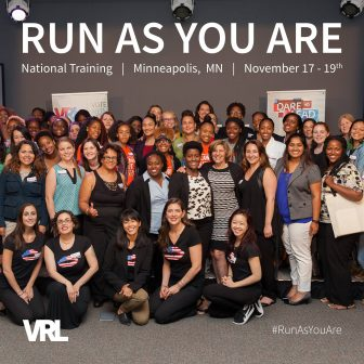 "VoteRunLead Offers ""Run As You Are"" National Training for Hundreds of Women @ The Millenium Hotel MN 