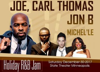 Holiday R&B Jam @  State Theatre  | Minneapolis | Minnesota | United States