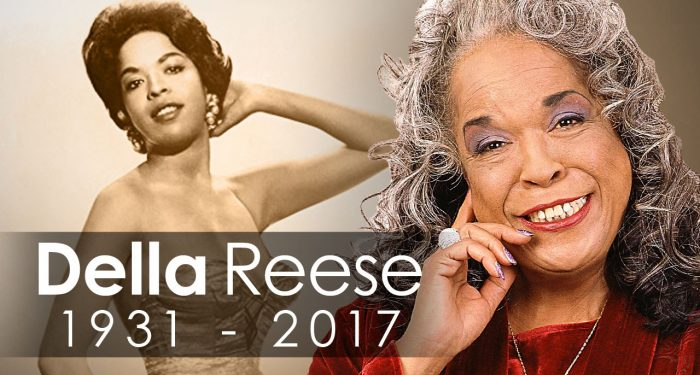 Entertainment icon Della Reese dies at 86