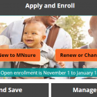 MNsure Open Enrollment — now is the time to sign up