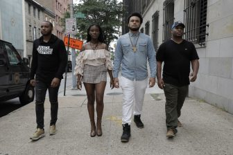 Young activist in 'Baltimore Rising' says documentary helps to reclaim the narrative