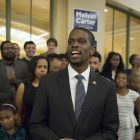 PHOTOS | Melvin Carter III makes history as St. Paul's first African American mayor