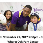 Vikings wide receiver Stefon Diggs, CenturyLink and Hy-Vee to donate 1,000 turkeys