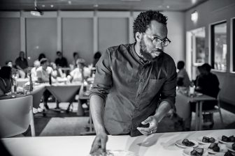 Activist chef fuses food with fight for justice