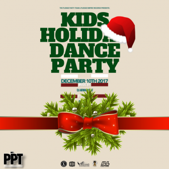 Kids Holiday Dance Party @ Can Can Wonderland | Saint Paul | Minnesota | United States