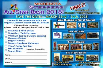 MN All Star Steppers Bash 2018 @ Hilton Minneapolis Bloomington | Bloomington | Minnesota | United States