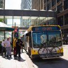 Buses return to Nicollet MallSat., Dec. 2