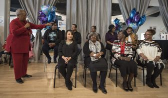PHOTOS: Community gathers to celebrate moms