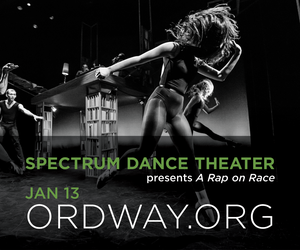 "Spectrum Dance Theater presents ""A Rap on Race"" @ Ordway Center for the Performing Arts  