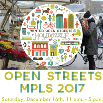Winter Open Streets at Holidazzle @ Loring Park | Minneapolis | Minnesota | United States
