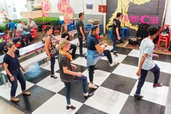 Tappy Hour:  Group tap dance lessons! @ Can Can Wonderland | Saint Paul | Minnesota | United States