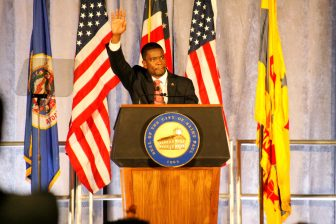 St. Paul inaugurates its first Black mayor, Melvin Carter III