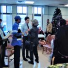 Mayor-elect Jacob Frey meets the community