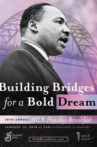 MLK Holiday Breakfast — A fundraiser to benefit UNCF @ Minneapolis Armory | Minneapolis | Minnesota | United States