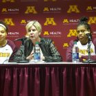 'Bye' week gives Gopher women a timely rest